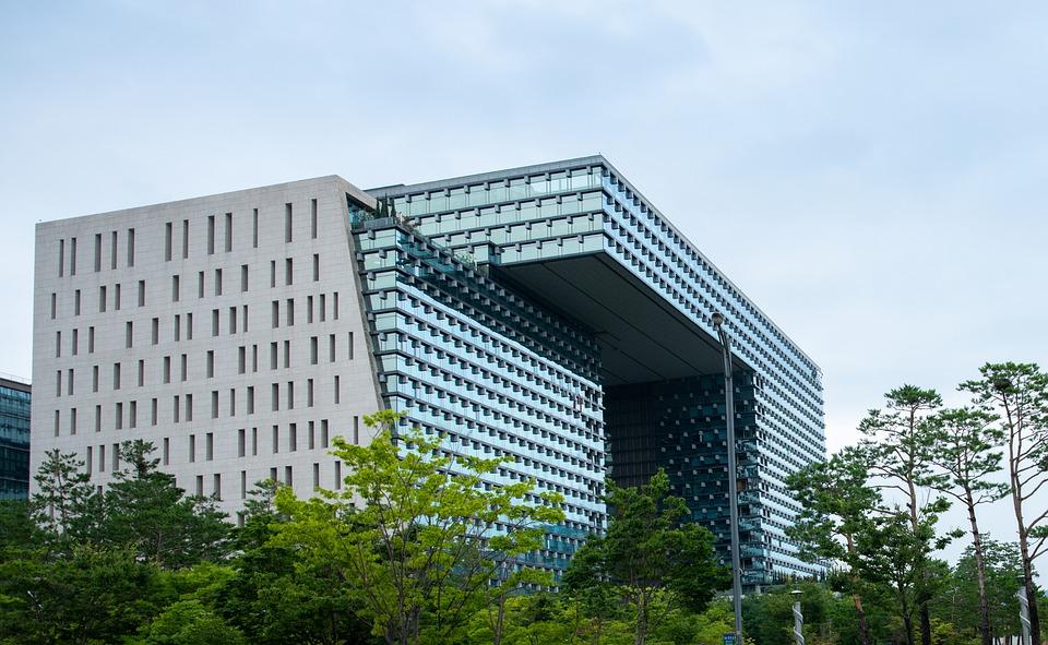 budova moderní
