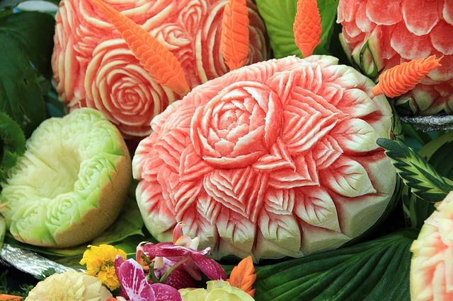 dekorační meloun