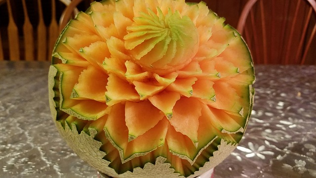 ananasový meloun