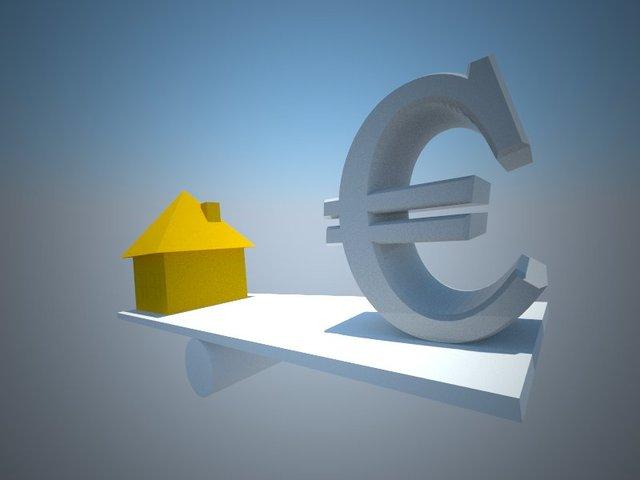 hypotéka v eurech
