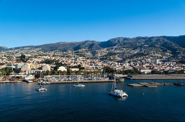 hlavní město Funchal