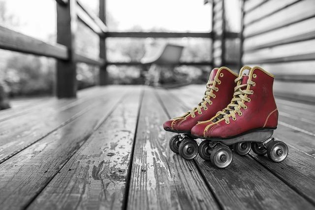 kolečkové brusle jako sport